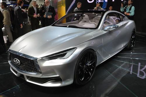 #Detroit2015 Infiniti deslumbra con el nuevo Q60 Concept