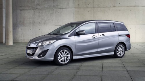 Image with 2013 Mazda 5