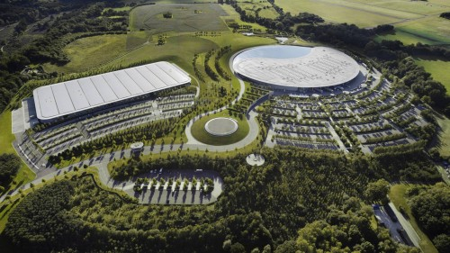 Aerial-view-of-the-McLaren-Production-Centre-left-and-McLaren-Technology-Centre-right