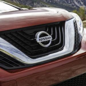 Nissan Murano parrilla