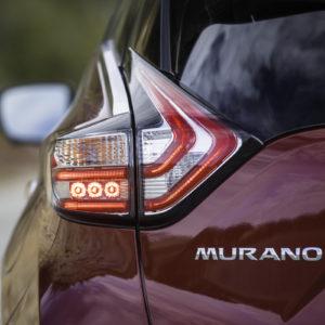 Nissan Murano calavera