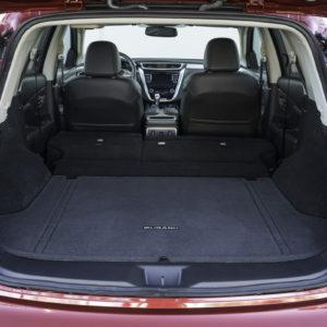 Nissan Murano cajuela