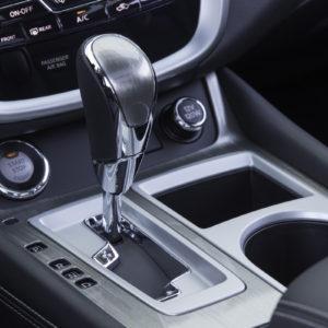 Nissan Murano transmision