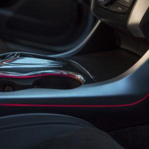 Acura TLX 2019 palanca de cambios