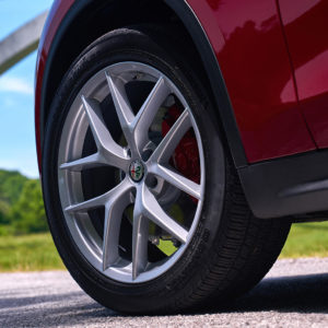 Alfa Romeo Stelvio rin