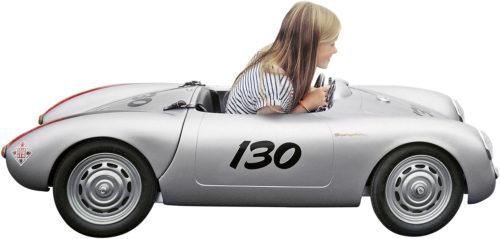 Porsche 550 spyder miniatura