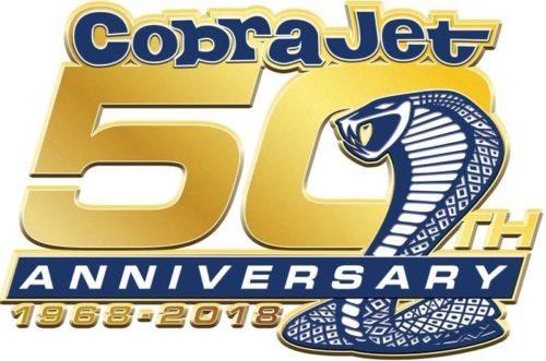 Cobra Jet 50 anniversary