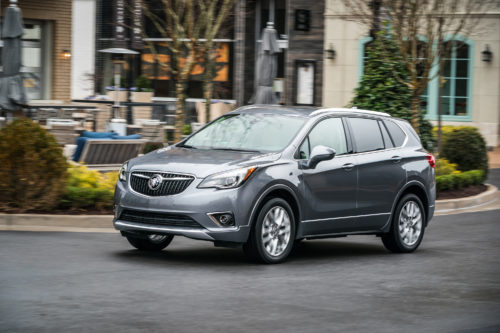 Buick Envision 2019 exterior