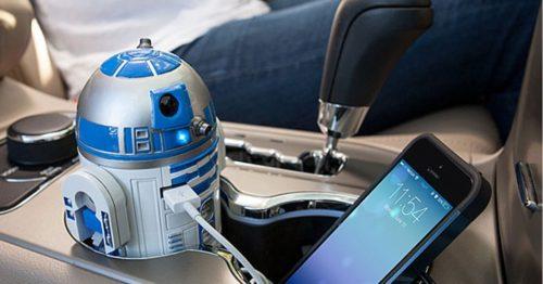 Cargador de celular Star Wars