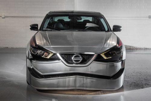 Nissan Maxima – Captain Phasma