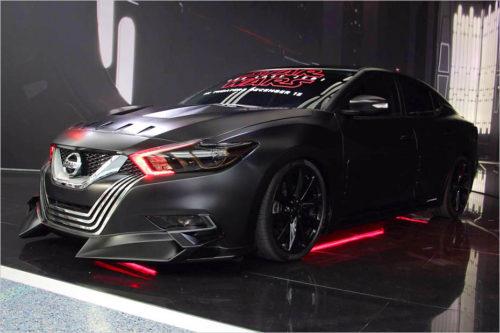 Nissan Maxima – Kylo Ren