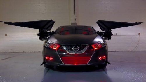 Nissan Maxima – Tie silencer de kylo ren