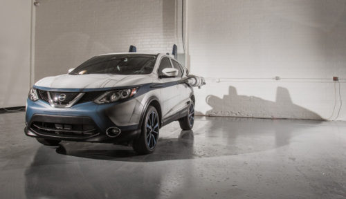 Nissan Rogue Sport – A-Wing