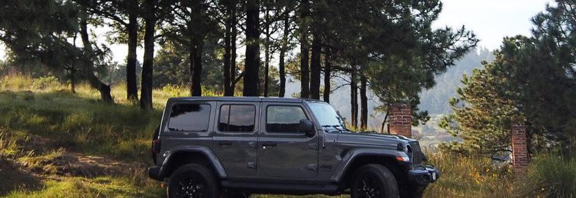 Nuevo Jeep Wrangler Mild Hybrid 2020 Llega A Mexico Carglobe