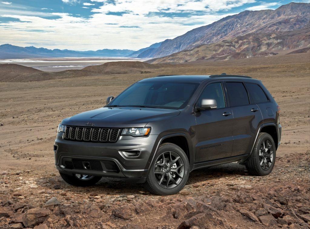Jeep Grand Cherokee 80th Anniversary Edition 2021