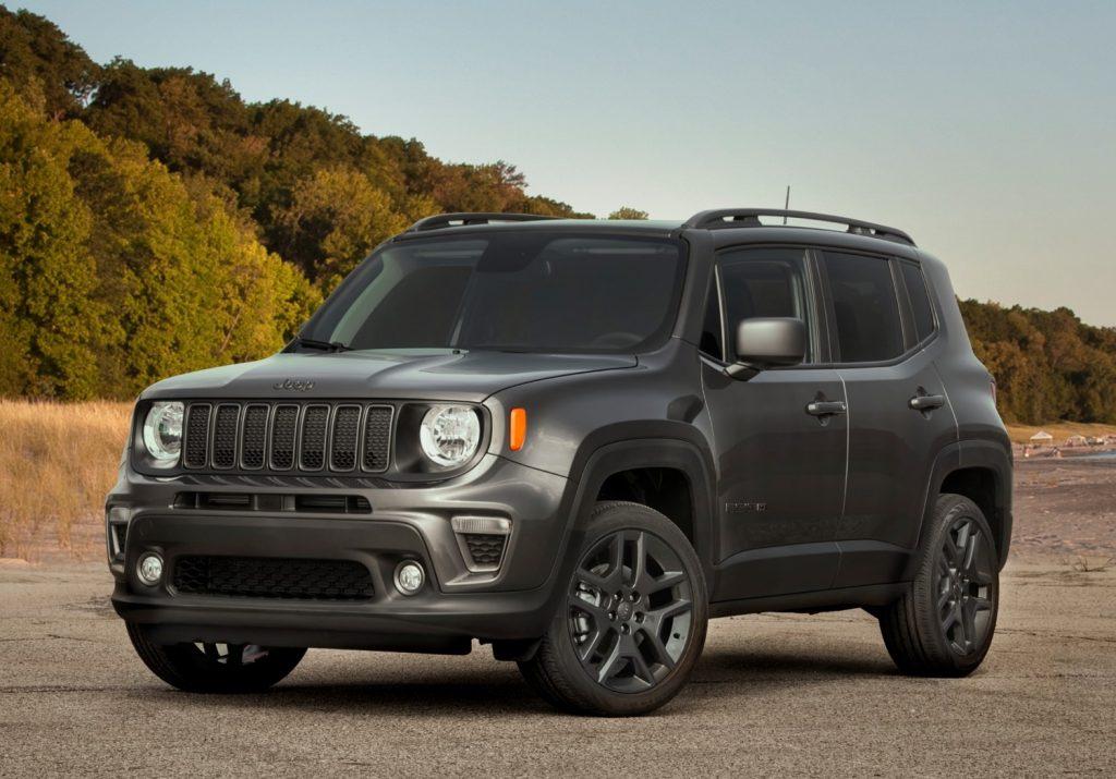 Jeep Renegade 80th Anniversary Edition 2021