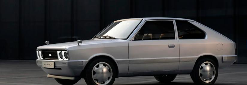Hyundai Heritage PONY