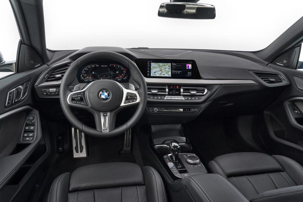 Interior BMW Serie 2 Gran Coupé