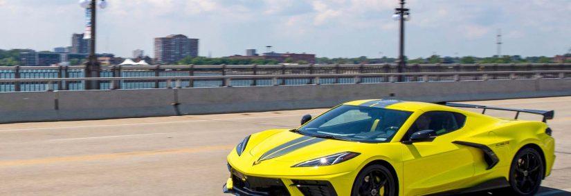 Chevrolet Corvette Stingray 2022