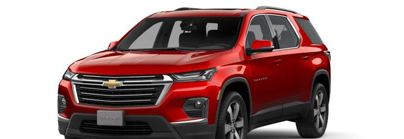 Chevrolet Traverse 2022