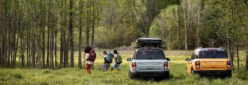 Ford Bronco destinos