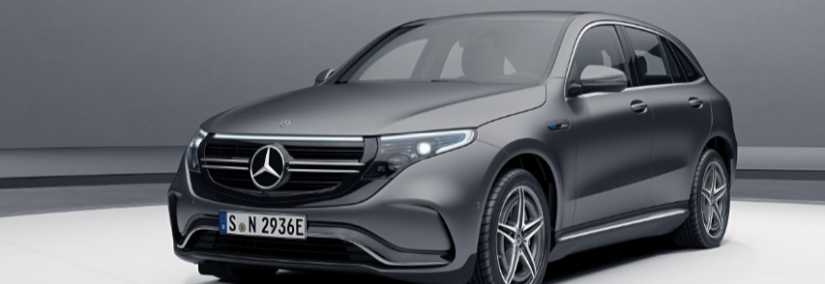 eléctrico de Mercedes